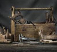 Vintage Toolsbox